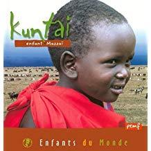 KUNTAI, ENFANT MASAI