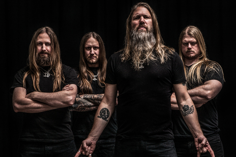 "AMON AMARTH - The Way Of Vikings"" (Clip)"