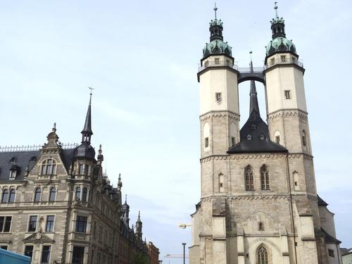 Halle en Allemagne (photos)