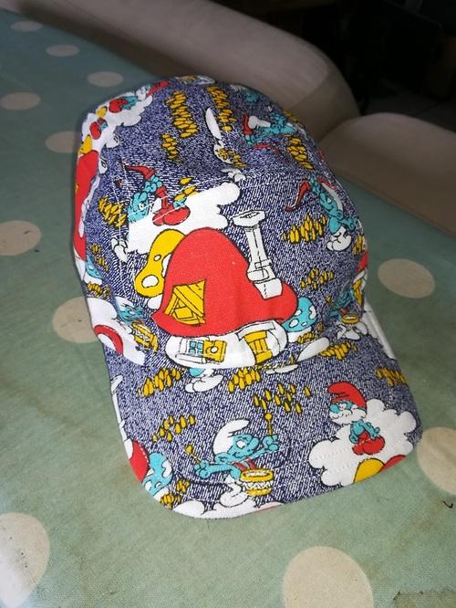 Une casquette pour l'école
