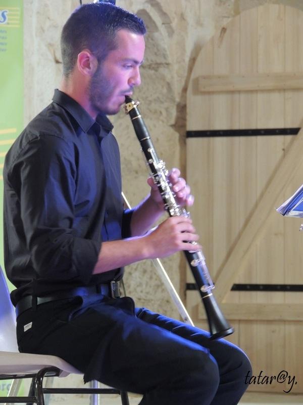 Quatuor de clarinettes. (Espagne) 2/