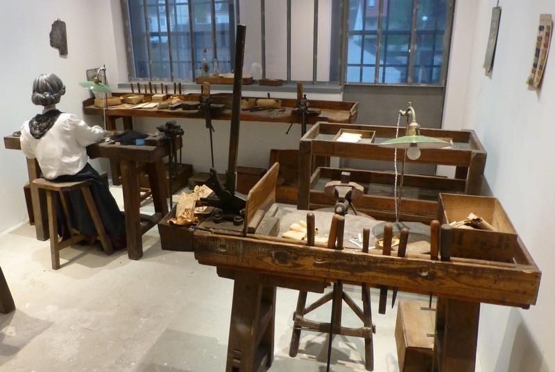 Musée de la nacre à Méru (60)