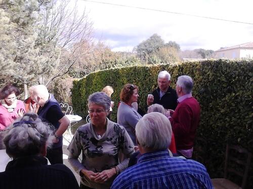 Réunion du 09 mars 2013 à Aux en Provence