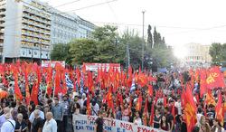 Parti communiste de Grèce (KKE): NON à la faillite continue du peuple