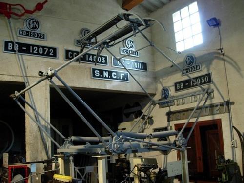Des technologies ferroviaires