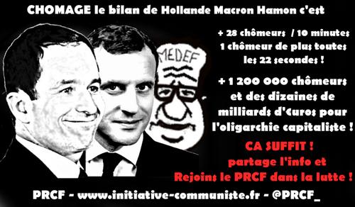 #scandale #Macron : 900 millions d'euros aux patrons du CAC 40 en baisse d'impôts ! (IC.fr-21/04/2017)