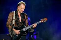 Les plus grands tubes de Sting