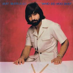 Mat Marucci - Who Do Voo Doo - Complete LP
