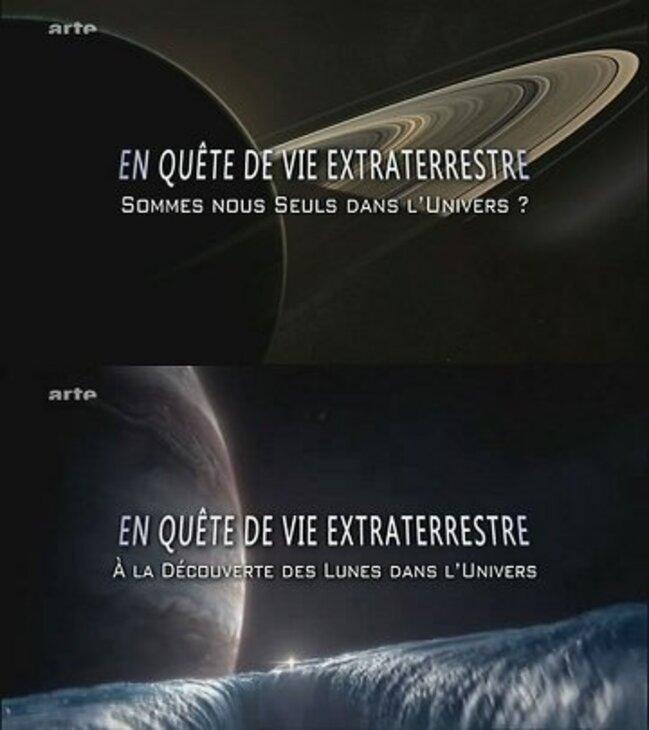 En quête de vie extraterrestre