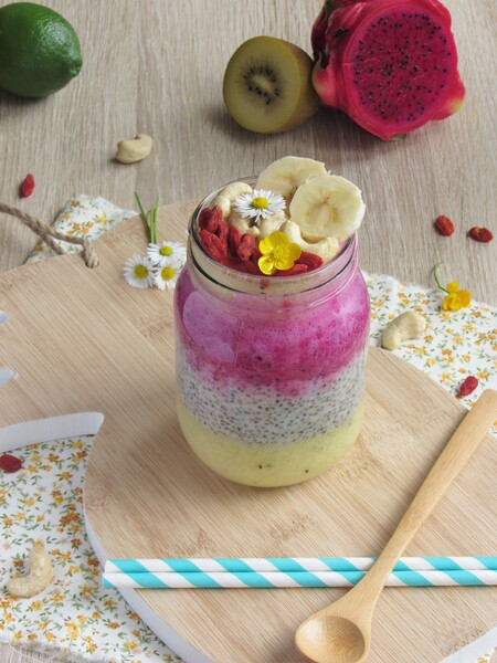 Chia Pudding ultra vitaminé