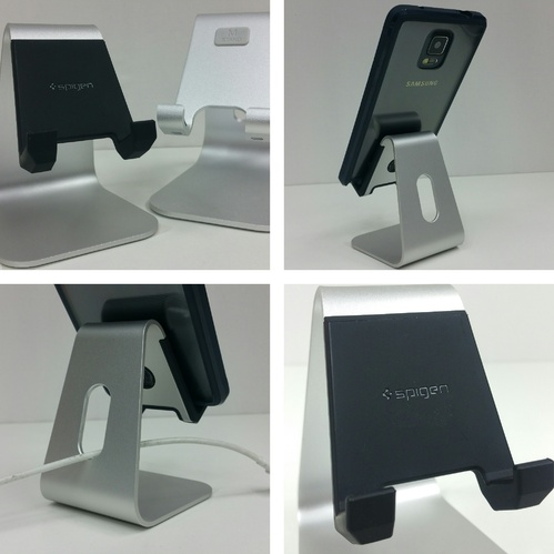 Ce Mobile Stand de Spigen est un support........table !!!