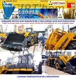 LIUGONG CONSTRUCTION MACHINERY: BAUMA CHINE 2014.