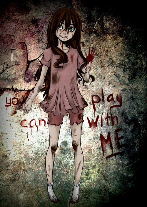 Image de sally and creepypasta