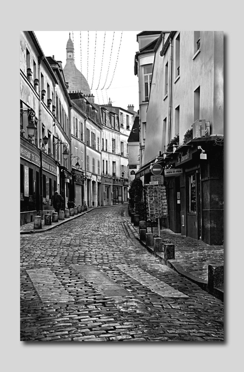 Montmartre Ruelle