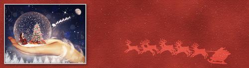 Papiers Outlook pour les Fêtes de Noël