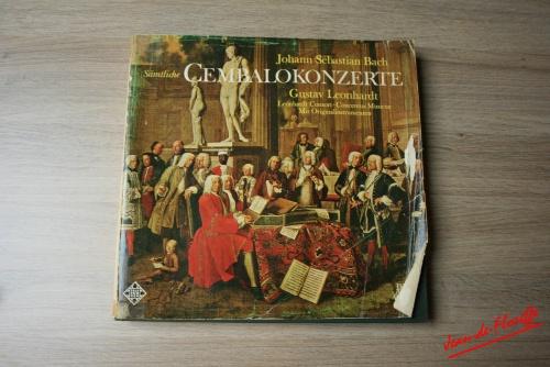 1. Gustav Leonhardt