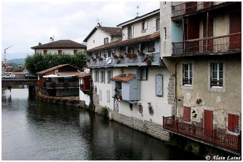 St Jean Pied de Port - Pays Basque (2/3)