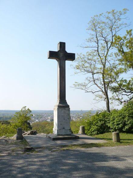 Croix du Calvaire-Fontainebleau
