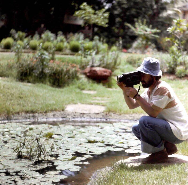 SUITE DES PHOTOS EN INDE NOUVELLE DELI EN 1978