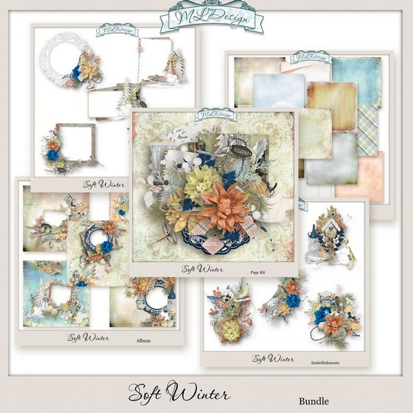 Soft Winter by MLDesign _ Bundle