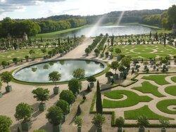 2-Les jardins remarquables de Versailles: l'Orangerie