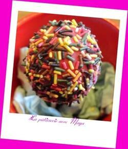 CAKES POPS !!!