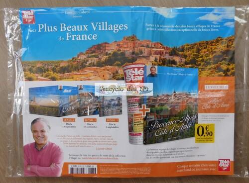N° 1 Les plus beaux villages de France - Lancement