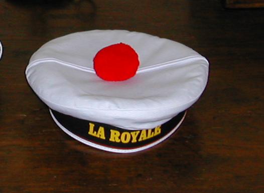 Le Bonnet de marin ou Bachi.