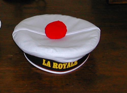 Le Bonnet de marin ou Bachi...