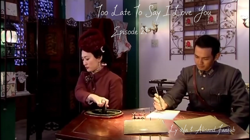 Too Late To Say I Love You Episodes 28 à...