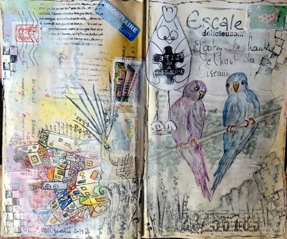 L'art journal sur MMF