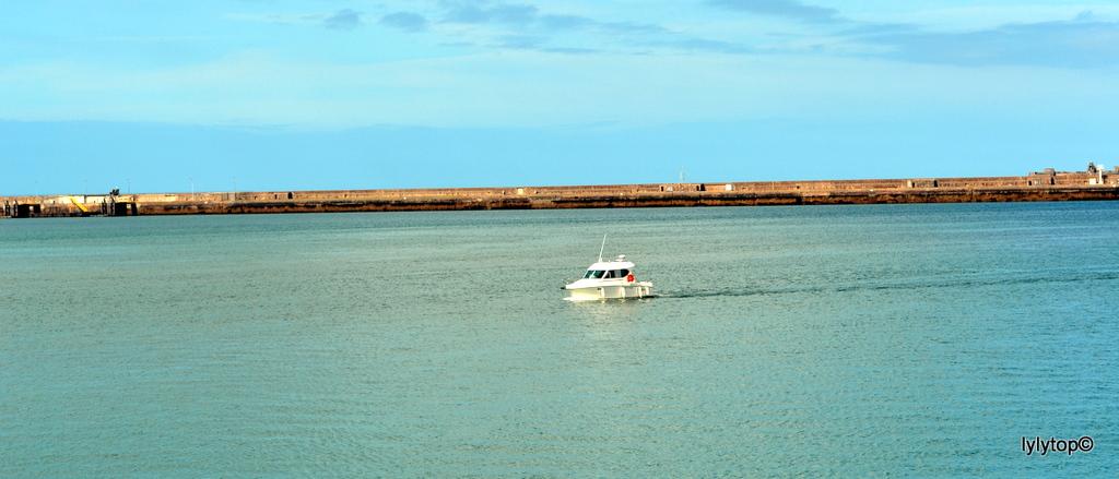 La rade de Cherbourg