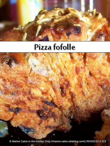 Pizza fofolle