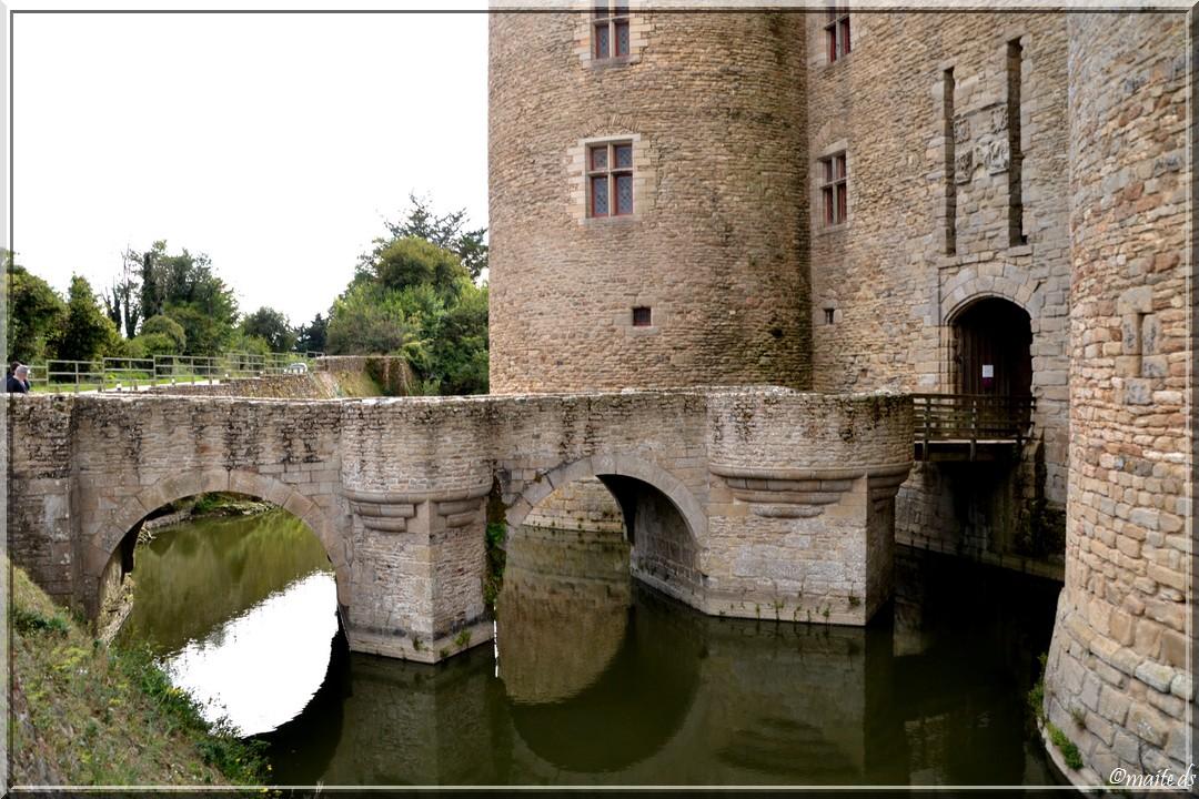 Château de Suscinio - Morbihan