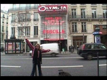 Priscilla à l'Olympia