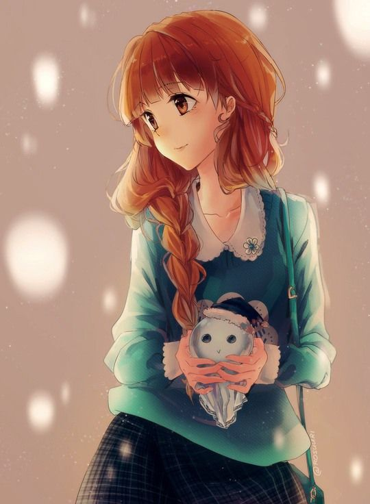 Beautiful Anime Illustrations by Rosuuri