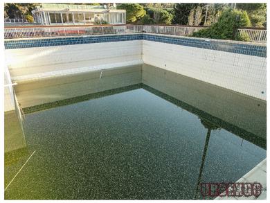 La piscine du campus