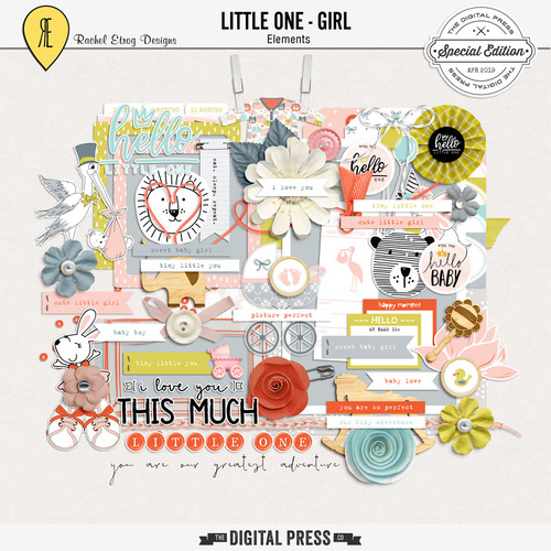 Little one boy - Little one girl