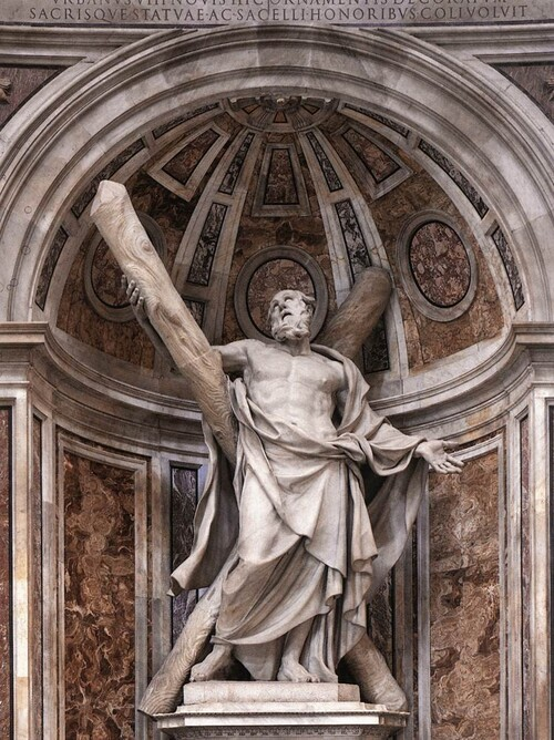 30 novembre : Saint André, apôtre