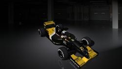 Team Minardi Lamborghini - Lamborghini 3512 3 5 V12