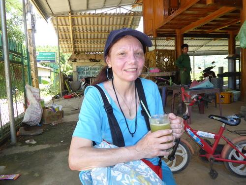 J4, randonnée à Pu Luong Vietnam