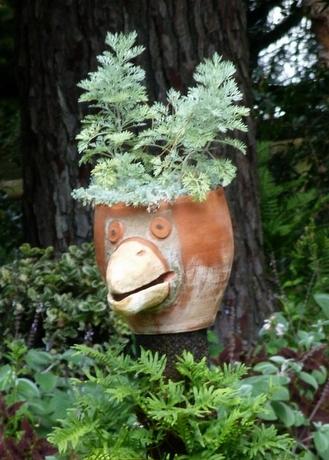 Au jardin des plantes  à  Nantes  (1)