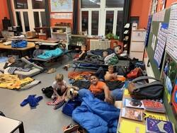 Nuit au Petit Collège