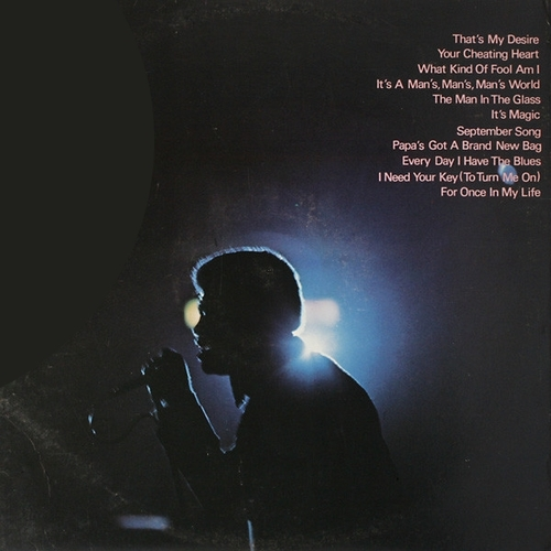 """James Brown With The Louie Bellson Orchestra, Oliver Nelson : Album """" Soul On Top """" King Records K 1100 [ US ]"""