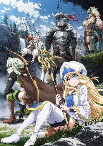 Goblin Slayer انمي