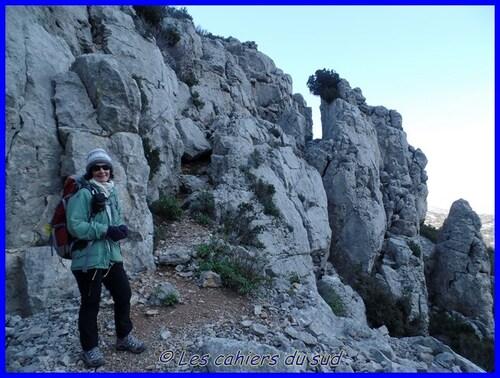 Les falaises du Devenson