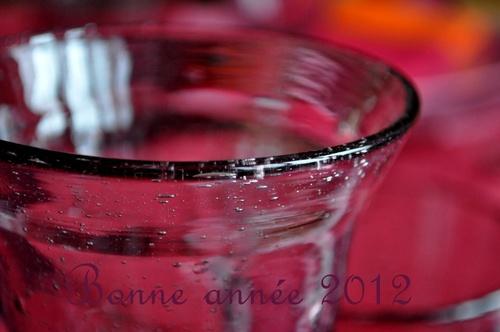 Bonne et heureuse année 2012 à tous et à toutes