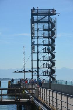 Suisse:  Lucerne Grisons et lac de Constance - Août 2015