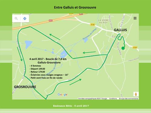 Entre Galluis et Grosrouvre