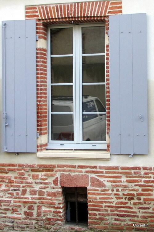 Des portes et des fenêtres ... (1)